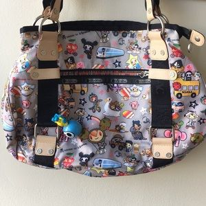 Colourful Tokidoki casual fun hand Bag